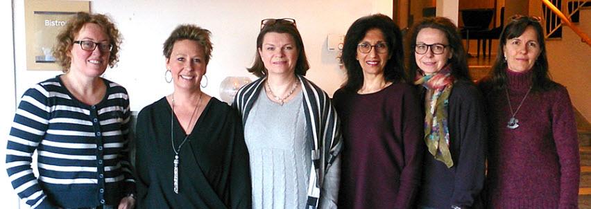 Kvinnorforetag Styrelse 2015