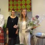 Årets medlem 2014 Ragna Fagelund